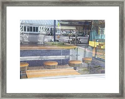 Empty Seats - Framed Print