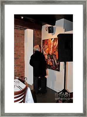 Exhibition - 08 Framed Print