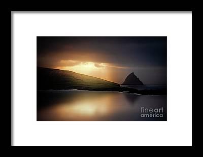 Dingle Peninsula Framed Prints