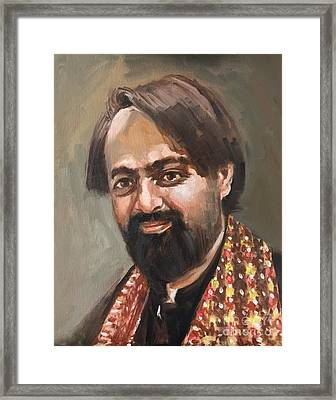 Farhan Shah Framed Print