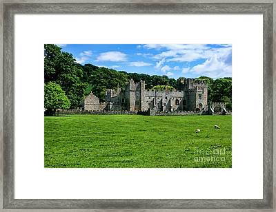 Featherstone Castle Framed Print