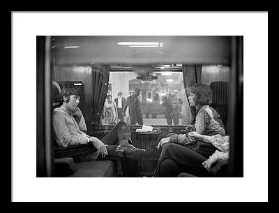 The Rolling Stones Framed Prints