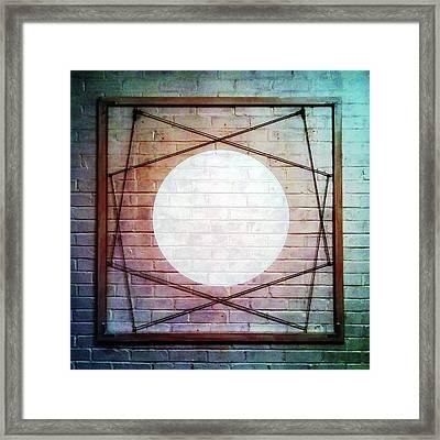 Five - Wall Framed Print