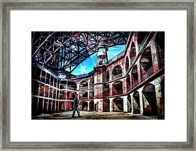 Fort Point Framed Print