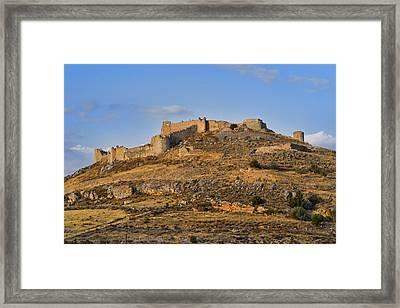Fortress Larissa Framed Print