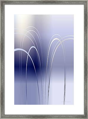 Fountain Framed Print