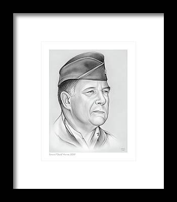 Usaf Framed Prints
