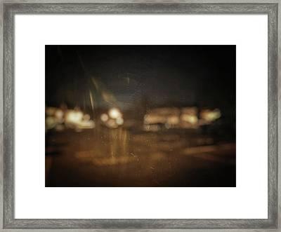 ghosts I Framed Print
