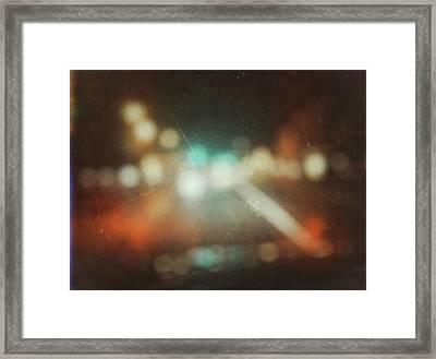 ghosts V Framed Print
