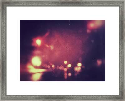 ghosts VI Framed Print