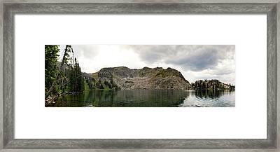 Gilpin Lake Framed Print