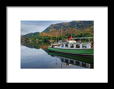 Glenridding Framed Prints