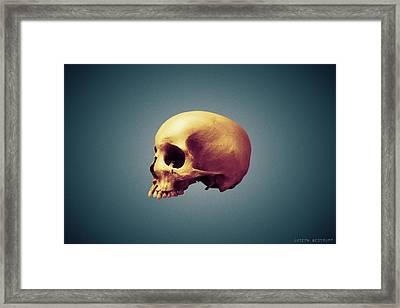 Golden Child Framed Print