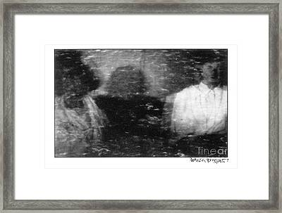 Framed Print featuring the photograph Good Friends by Patricia Youngquist