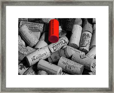 Good Times With Good Friends Framed Print