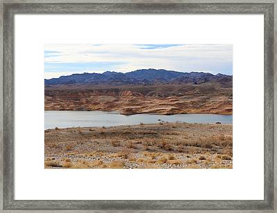 Goverment Wash Framed Print
