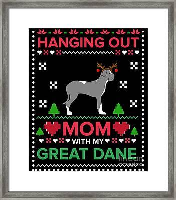 Ugly Christmas Sweater Framed Art Prints | Fine Art America