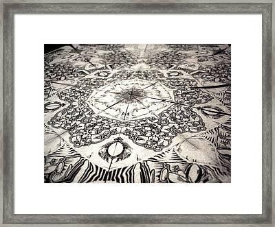 Grillo 2 Framed Print