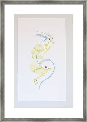 HA Framed Print by David Wilde