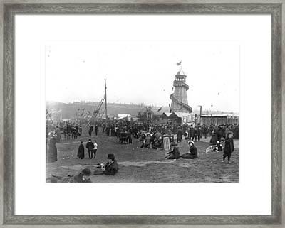 Hampstead Heath Framed Print by Hulton Archive
