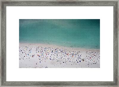 Haulover, Miami Framed Print