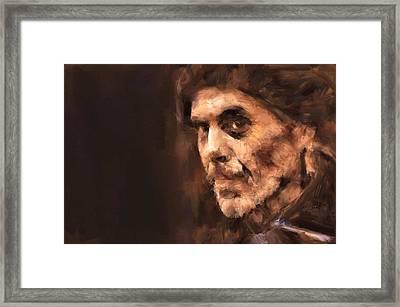 Homeless Framed Print