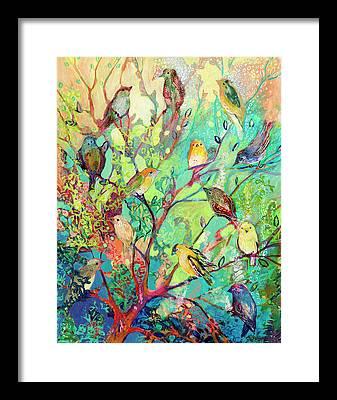 Refuge Framed Prints