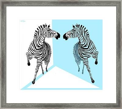 Image Framed Print