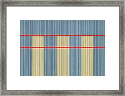 Industrial Minimalism 8 Framed Print