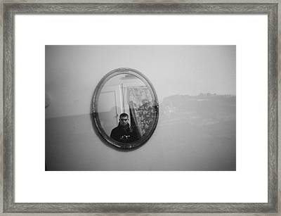 Initiation Framed Print