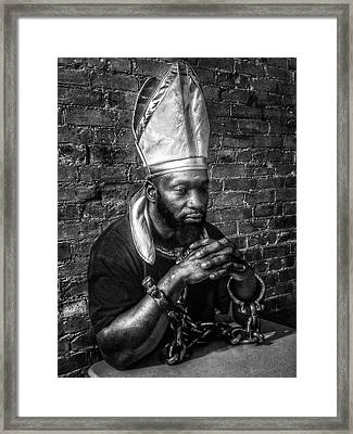 Inquisition II Framed Print