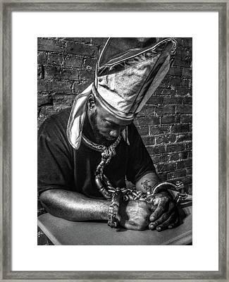 Inquisition IIi Framed Print