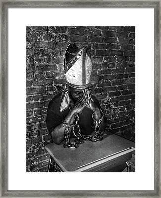 Inquisition Iv Framed Print