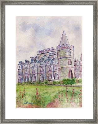 Inverary Castle Framed Print