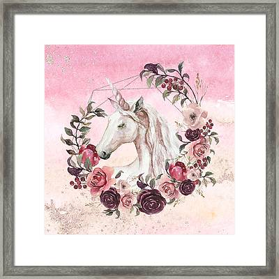 Framed Print featuring the digital art Irresistible Force by Bee-Bee Deigner