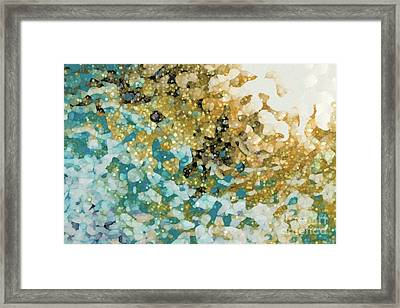Isaiah 26 3. In Perfect Peace Framed Print