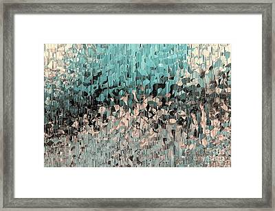 Isaiah 48 17. Walking In The Spirit Framed Print