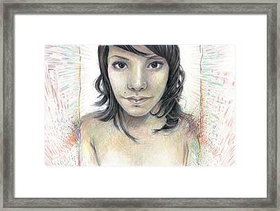 Isolate Framed Print