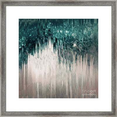 James 1 17. Father Of Lights  Framed Print