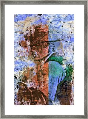 James Dean 2 Framed Print