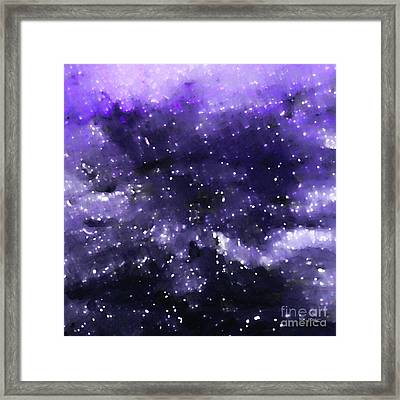 John 1 5. Overcome Framed Print