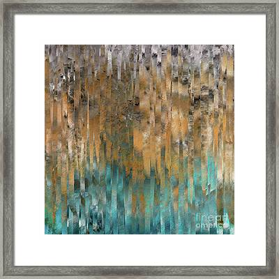 John 4 14. Never Thirst Framed Print