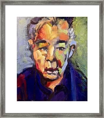 John Prine Framed Print