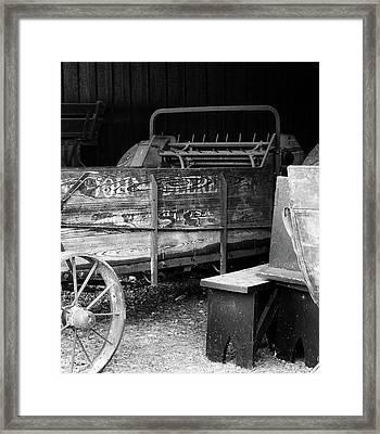 Johndeere Framed Print