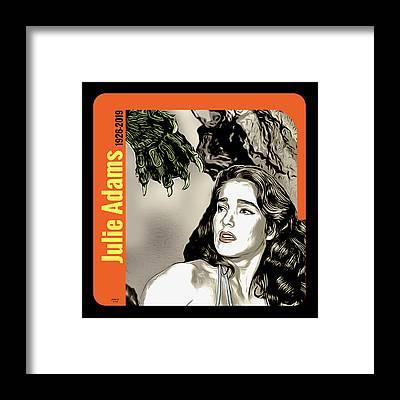 Paula Framed Prints