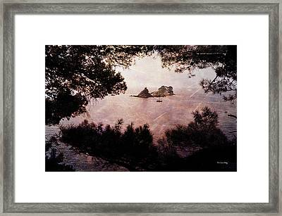 Framed Print featuring the photograph Katic And Sveta Nedelja by Randi Grace Nilsberg