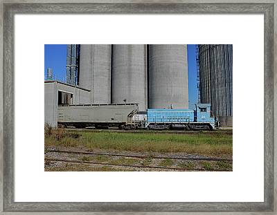 Framed Print featuring the photograph L C Sw900 91 Color 55 by Joseph C Hinson Photography