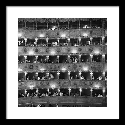 La Fenice Framed Prints