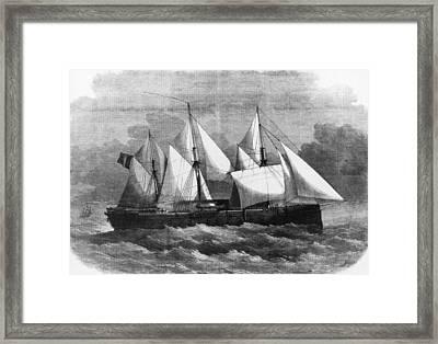 La Gloire Framed Print by Hulton Archive
