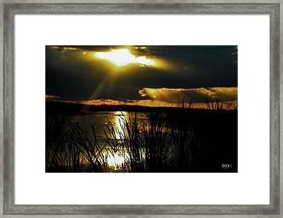 A Spiritual Awakening Framed Print